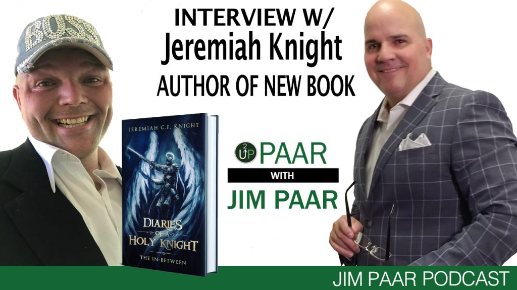 jeremiah knight diaries of the holy knight