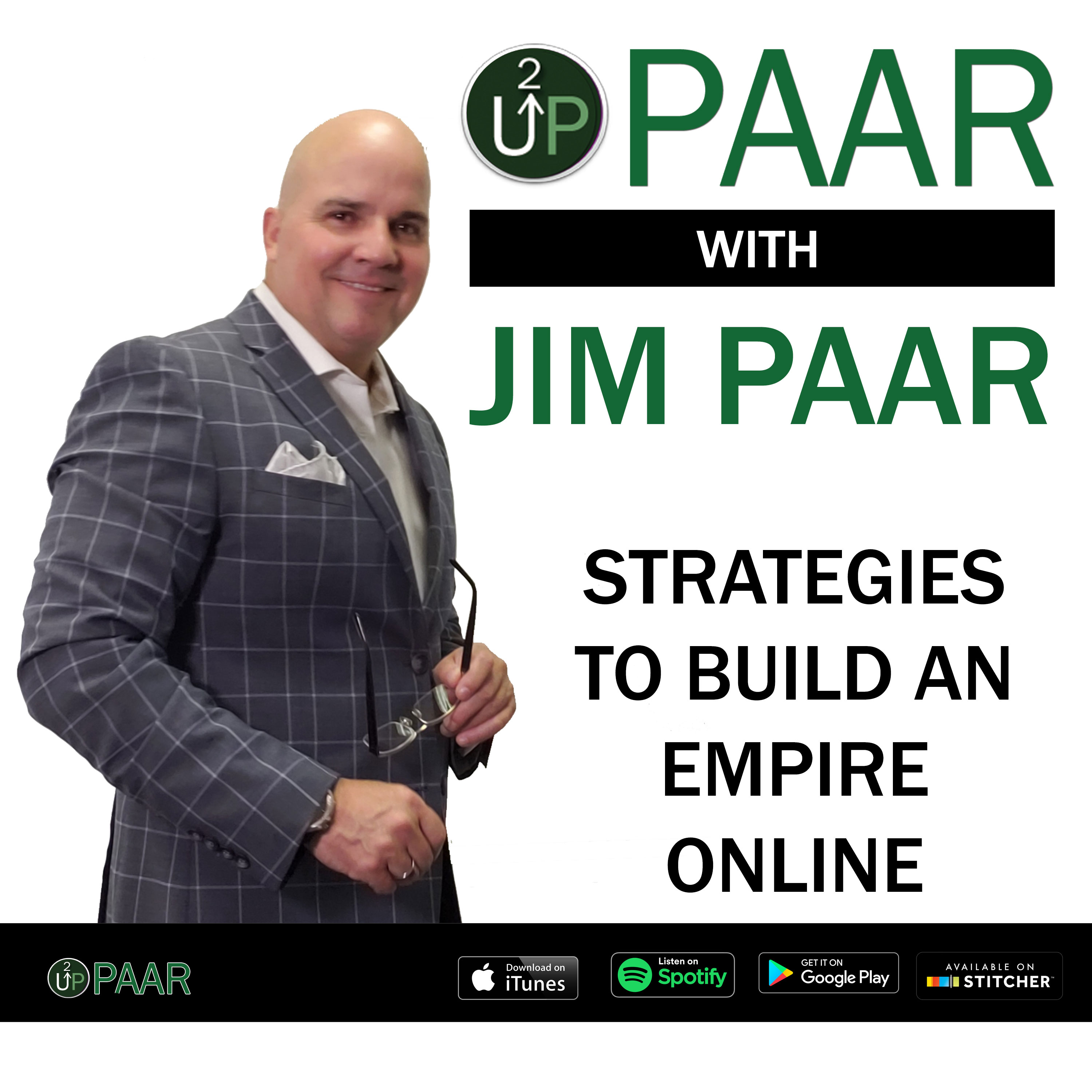 Up2Paar with Jim Paar